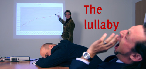 Presentations lullaby